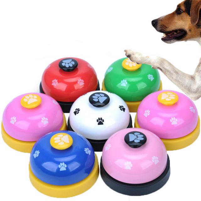 Dog's Educational Interactive Feeding Ringer Toys