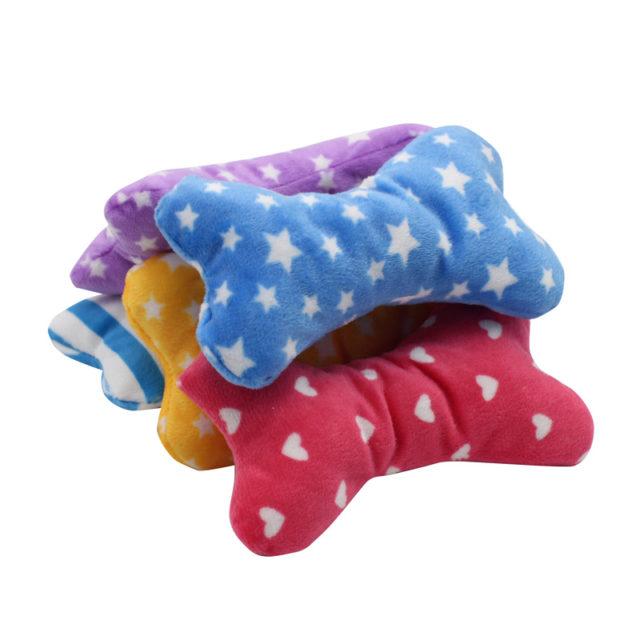 Cute Bone Plush Toy