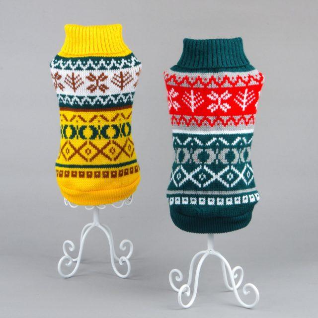 Pretty Warm & Soft Cat's Sweater