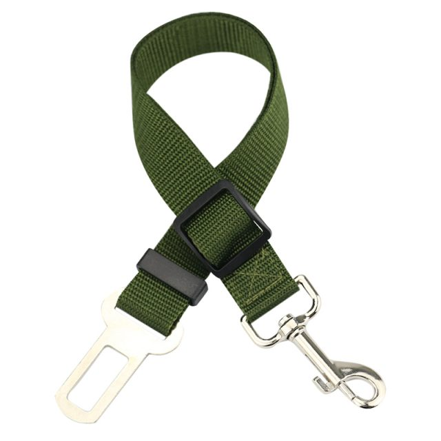 Safe Car Fiber Seat Belts For Dogs